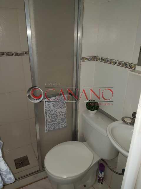 Banheiro de Serviço 1 pia vas - Apartamento À VENDA, Méier, Rio de Janeiro, RJ - GCAP21391 - 7