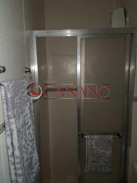 Banheiro de Serviço 2 box - Apartamento À VENDA, Méier, Rio de Janeiro, RJ - GCAP21391 - 6