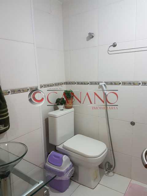 Banheiro Social 01 vaso e pia - Apartamento À VENDA, Méier, Rio de Janeiro, RJ - GCAP21391 - 8