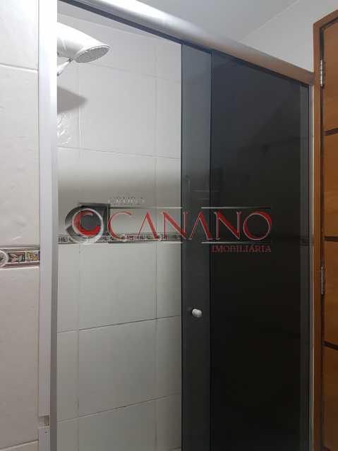 Banheiro Social 02 box - Apartamento À VENDA, Méier, Rio de Janeiro, RJ - GCAP21391 - 9