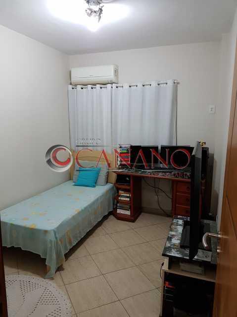 Quarto 1 janela e split - Apartamento À VENDA, Méier, Rio de Janeiro, RJ - GCAP21391 - 11