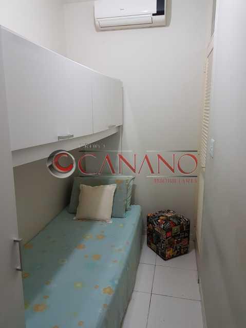 Quarto Revertido 1 cama e spli - Apartamento À VENDA, Méier, Rio de Janeiro, RJ - GCAP21391 - 13