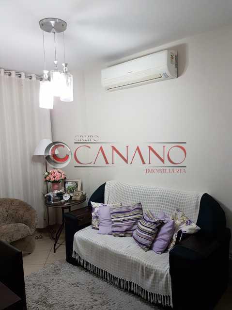Sala 2 cortina sofá split - Apartamento À VENDA, Méier, Rio de Janeiro, RJ - GCAP21391 - 4
