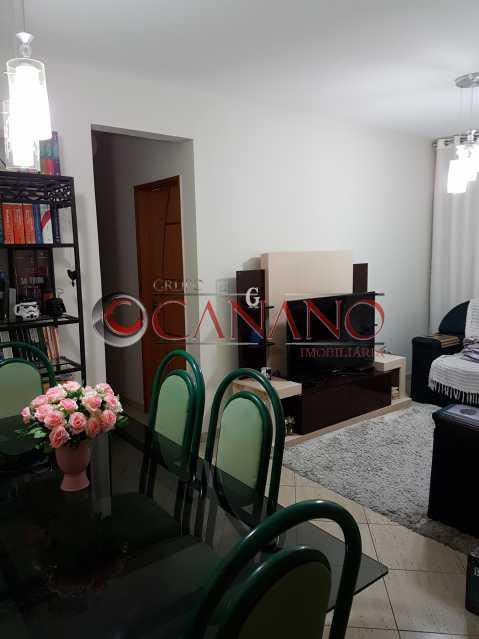 Sala 5 corredquartos - Apartamento À VENDA, Méier, Rio de Janeiro, RJ - GCAP21391 - 3