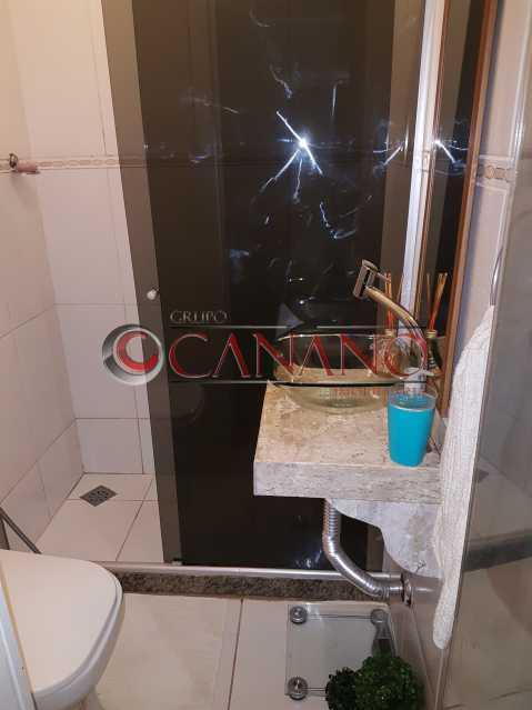 Suite - Banheiro 2 pia - Apartamento À VENDA, Méier, Rio de Janeiro, RJ - GCAP21391 - 16