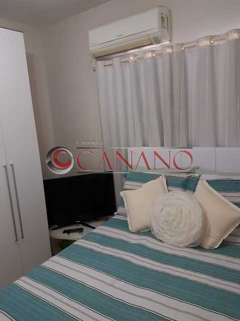 Suite - Quarto 2 armário jane - Apartamento À VENDA, Méier, Rio de Janeiro, RJ - GCAP21391 - 18