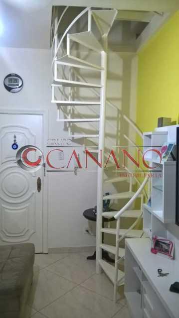 sala - Apartamento à venda Travessa da Generosidade,Vila da Penha, Rio de Janeiro - R$ 318.000 - GCAP21448 - 1