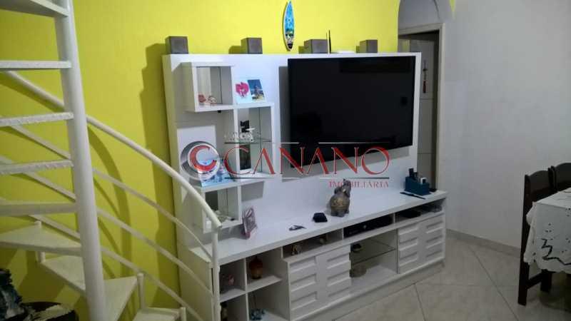 sala2 - Apartamento à venda Travessa da Generosidade,Vila da Penha, Rio de Janeiro - R$ 318.000 - GCAP21448 - 3