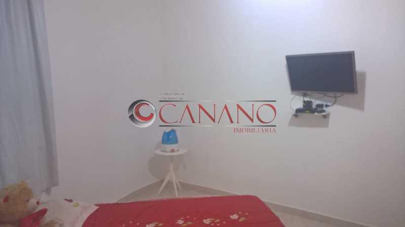 quarto 1 - Apartamento à venda Travessa da Generosidade,Vila da Penha, Rio de Janeiro - R$ 318.000 - GCAP21448 - 7