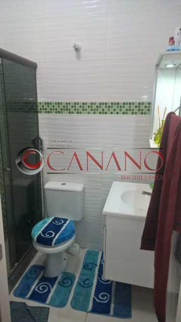 banheiro 1 - Apartamento à venda Travessa da Generosidade,Vila da Penha, Rio de Janeiro - R$ 318.000 - GCAP21448 - 14