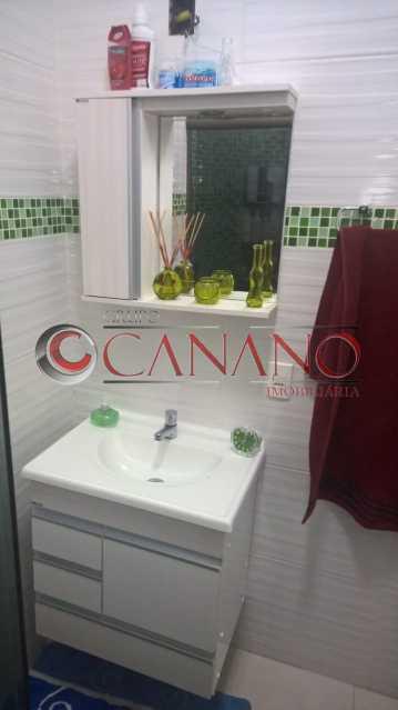 banheiro 6 - Apartamento à venda Travessa da Generosidade,Vila da Penha, Rio de Janeiro - R$ 318.000 - GCAP21448 - 15