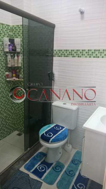 banheiro social - Apartamento à venda Travessa da Generosidade,Vila da Penha, Rio de Janeiro - R$ 318.000 - GCAP21448 - 16