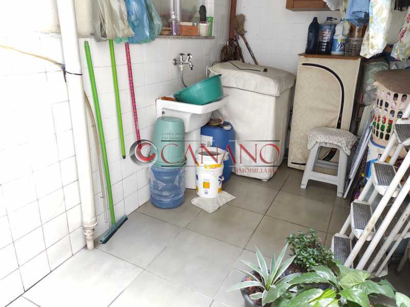 17. - Apartamento à venda Avenida Dom Hélder Câmara,Del Castilho, Rio de Janeiro - R$ 260.000 - GCAP21617 - 20