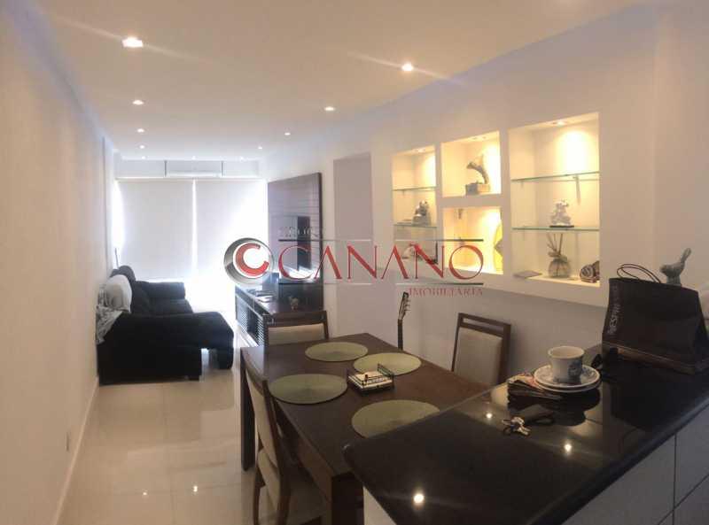 1 - Apartamento à venda Rua Barão de Itapagipe,Rio Comprido, Rio de Janeiro - R$ 530.000 - GCAP30547 - 3