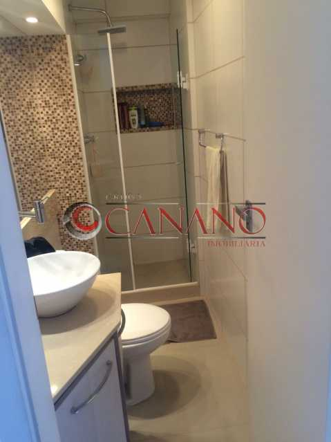 3 - Apartamento à venda Rua Barão de Itapagipe,Rio Comprido, Rio de Janeiro - R$ 530.000 - GCAP30547 - 4