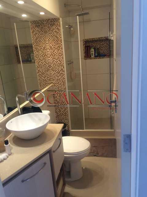 4 - Apartamento à venda Rua Barão de Itapagipe,Rio Comprido, Rio de Janeiro - R$ 530.000 - GCAP30547 - 5