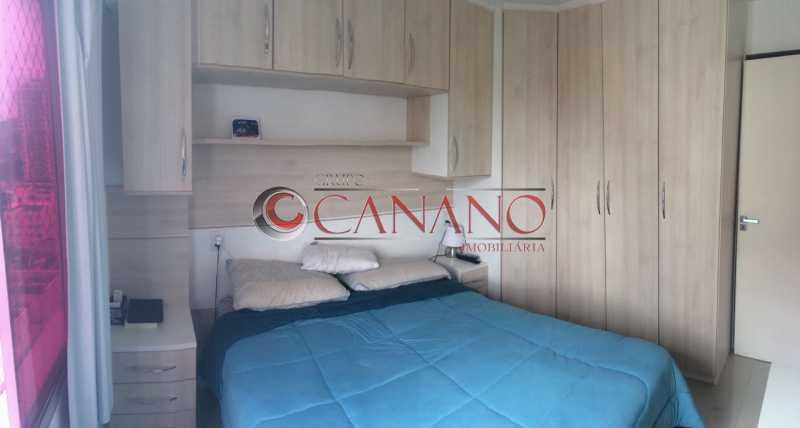 8 - Apartamento à venda Rua Barão de Itapagipe,Rio Comprido, Rio de Janeiro - R$ 530.000 - GCAP30547 - 9