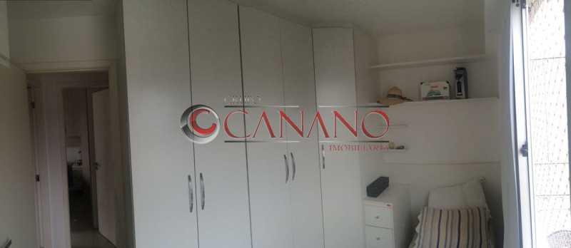 14 - Apartamento à venda Rua Barão de Itapagipe,Rio Comprido, Rio de Janeiro - R$ 530.000 - GCAP30547 - 15