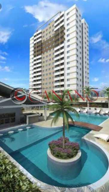 15 - Apartamento à venda Rua Barão de Itapagipe,Rio Comprido, Rio de Janeiro - R$ 530.000 - GCAP30547 - 16