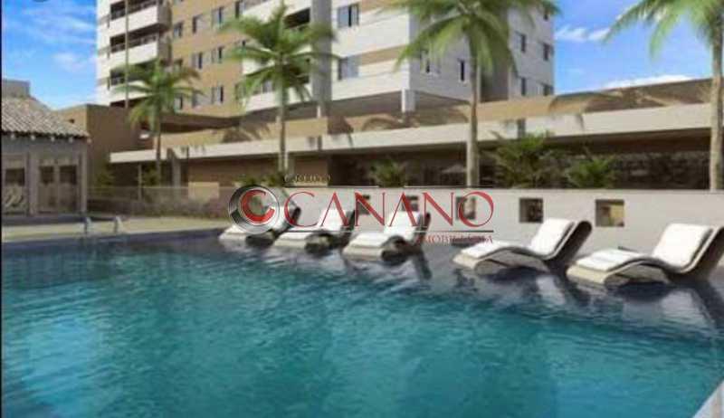 16 - Apartamento à venda Rua Barão de Itapagipe,Rio Comprido, Rio de Janeiro - R$ 530.000 - GCAP30547 - 17