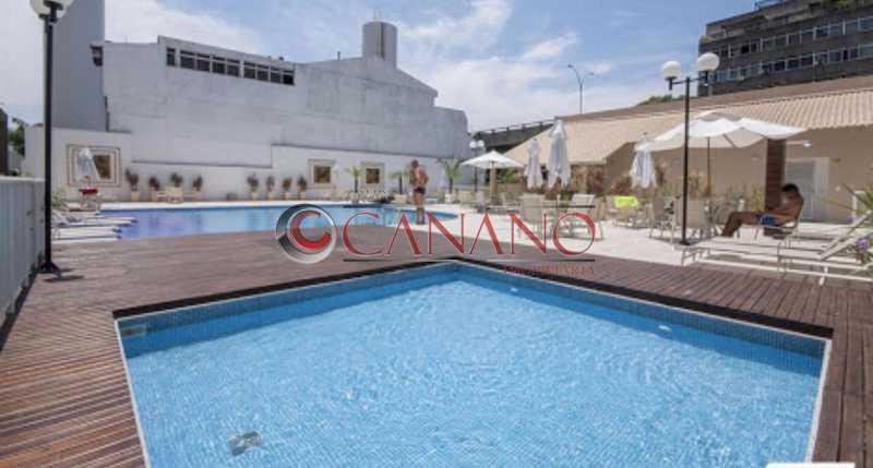 18 - Apartamento à venda Rua Barão de Itapagipe,Rio Comprido, Rio de Janeiro - R$ 530.000 - GCAP30547 - 19