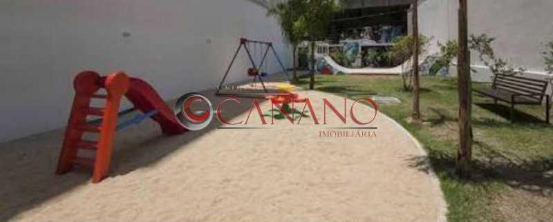 19 - Apartamento à venda Rua Barão de Itapagipe,Rio Comprido, Rio de Janeiro - R$ 530.000 - GCAP30547 - 20