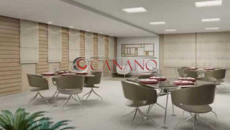 20 - Apartamento à venda Rua Barão de Itapagipe,Rio Comprido, Rio de Janeiro - R$ 530.000 - GCAP30547 - 21