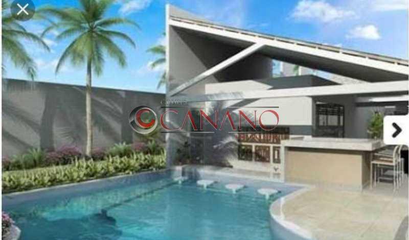 21 - Apartamento à venda Rua Barão de Itapagipe,Rio Comprido, Rio de Janeiro - R$ 530.000 - GCAP30547 - 22