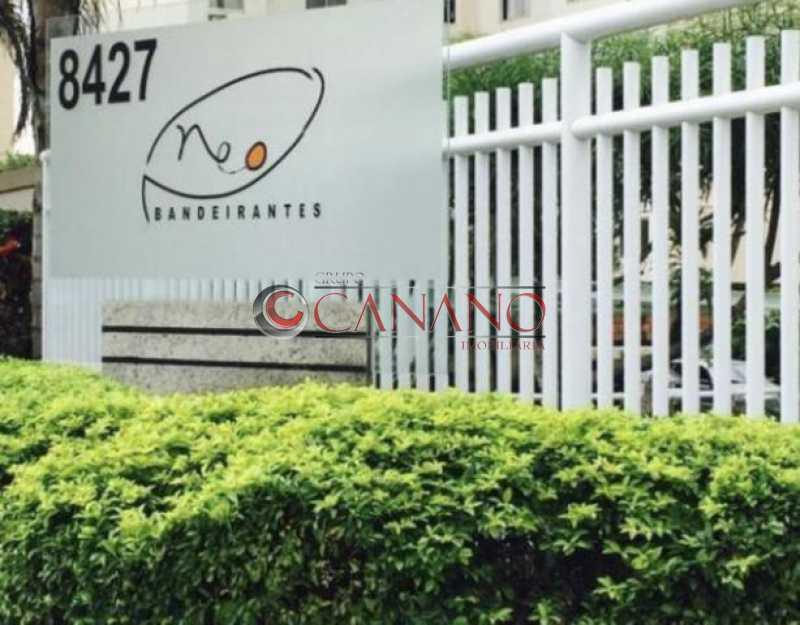 682913028609348 - Apartamento À Venda - Curicica - Rio de Janeiro - RJ - GCAP21643 - 11