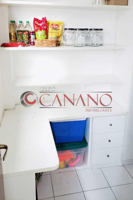 7 - Apartamento 2 quartos à venda Cachambi, Rio de Janeiro - R$ 380.000 - BJAP20117 - 12