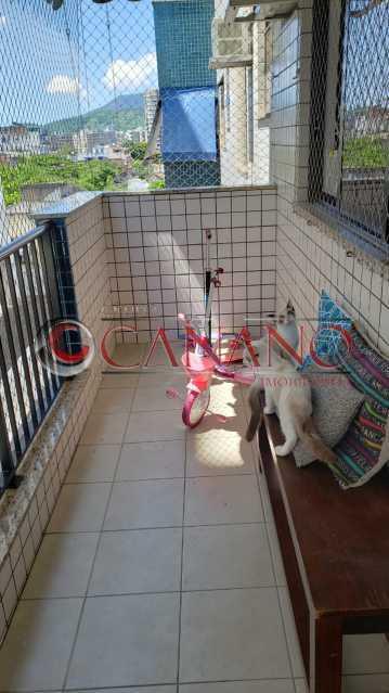 9 - Apartamento 2 quartos à venda Cachambi, Rio de Janeiro - R$ 380.000 - BJAP20117 - 3