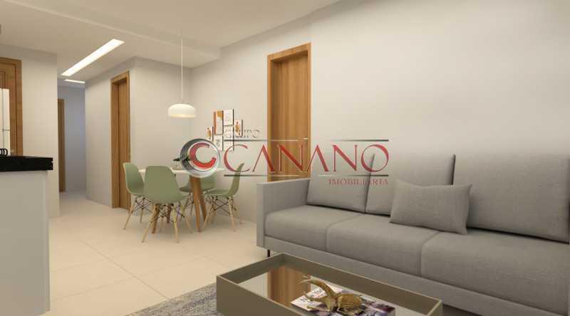 6 - Apartamento à venda Rua Real Grandeza,Botafogo, Rio de Janeiro - R$ 599.000 - BJAP20162 - 7