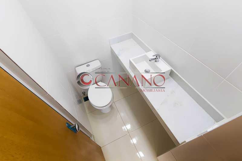 16 - Apartamento à venda Rua Real Grandeza,Botafogo, Rio de Janeiro - R$ 599.000 - BJAP20162 - 11