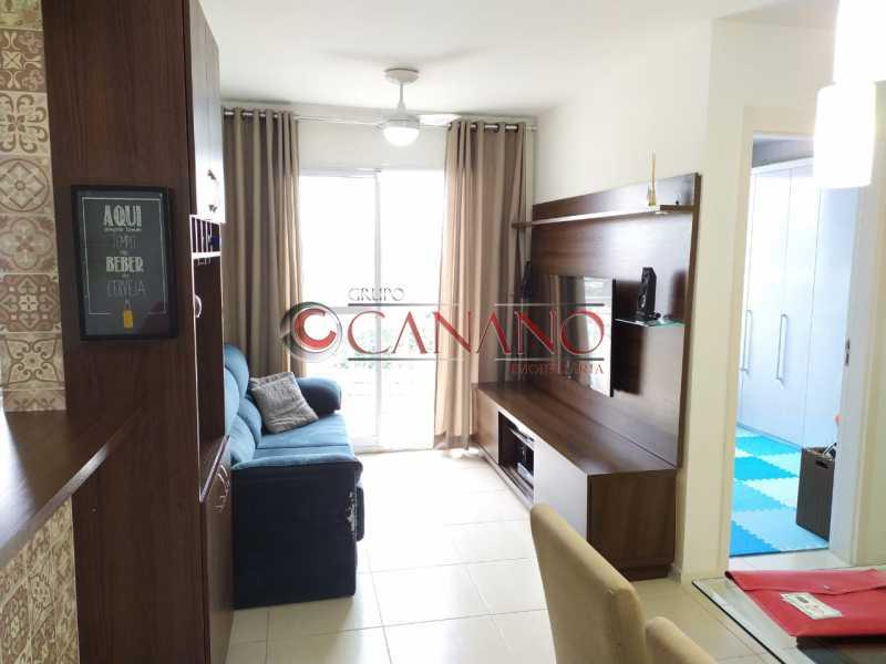 1 - Apartamento 2 quartos à venda Cachambi, Rio de Janeiro - R$ 270.000 - BJAP20165 - 3