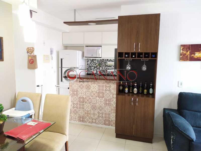 3 - Apartamento 2 quartos à venda Cachambi, Rio de Janeiro - R$ 270.000 - BJAP20165 - 4