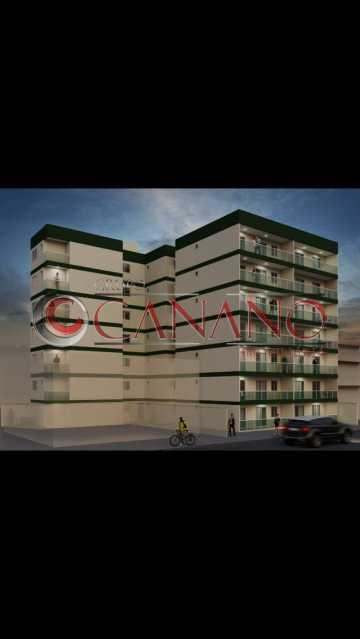 5 - Apartamento 2 quartos à venda Cachambi, Rio de Janeiro - R$ 250.000 - BJAP20181 - 6