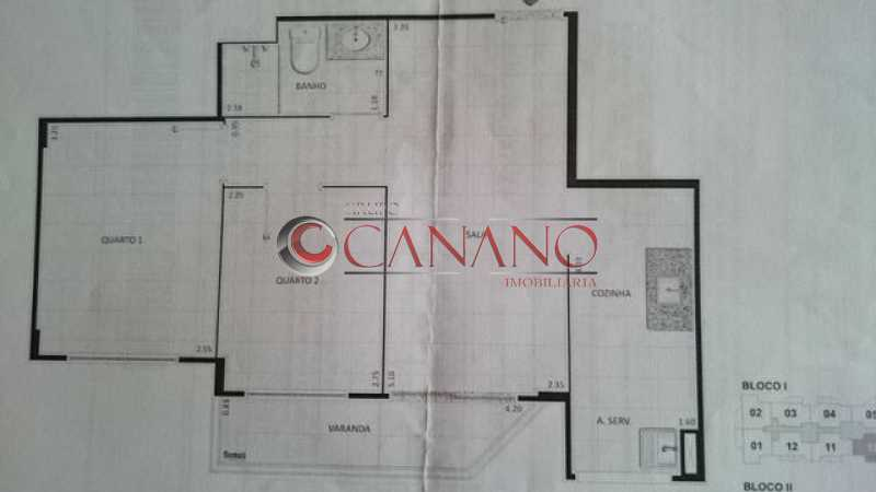 084908100421029 - Apartamento 2 quartos à venda São Francisco Xavier, Rio de Janeiro - R$ 265.000 - BJAP20242 - 6