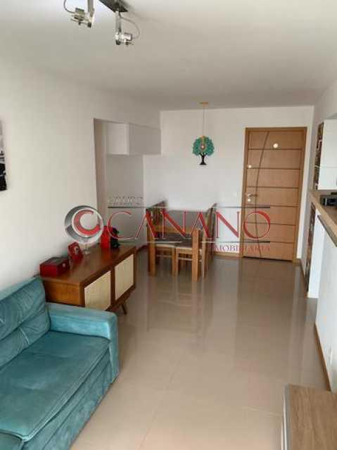748012000370006 - Apartamento à venda Rua Ferreira de Andrade,Cachambi, Rio de Janeiro - R$ 430.000 - BJAP20336 - 1
