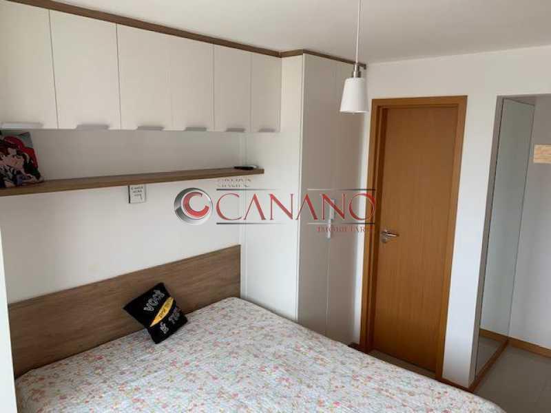 749012000027569 - Apartamento à venda Rua Ferreira de Andrade,Cachambi, Rio de Janeiro - R$ 430.000 - BJAP20336 - 9