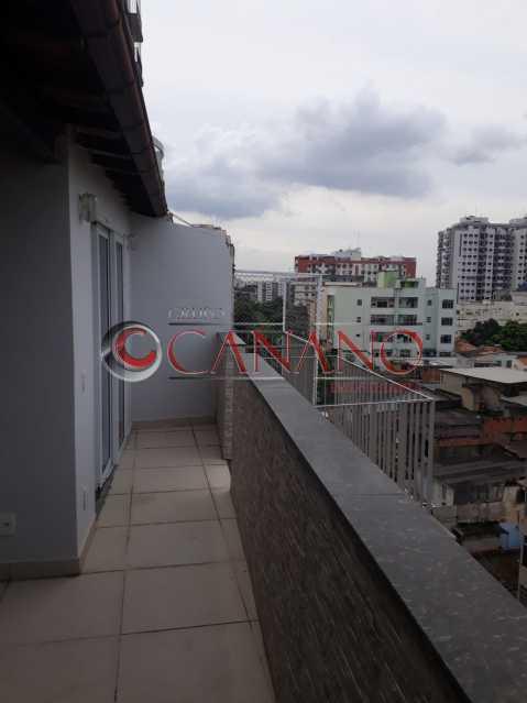 14 - Cobertura 3 quartos à venda Cachambi, Rio de Janeiro - R$ 550.000 - BJCO30011 - 17