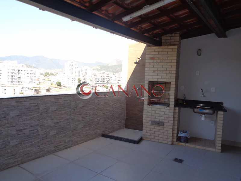 28 - Cobertura 3 quartos à venda Cachambi, Rio de Janeiro - R$ 550.000 - BJCO30011 - 29