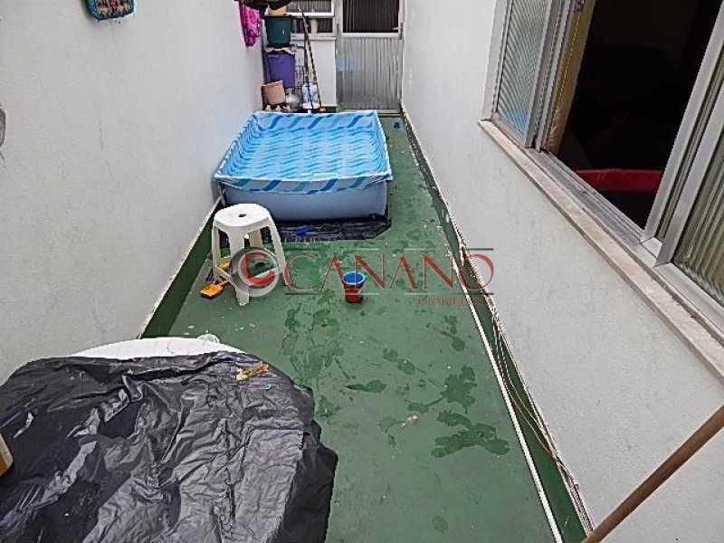 927031003608593 - Apartamento à venda Rua Maria Paula,Engenho de Dentro, Rio de Janeiro - R$ 265.000 - BJAP20358 - 17