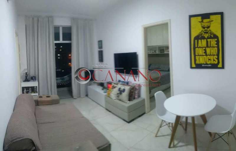 925850c2-7fad-4ca2-ad67-3b4bc8 - Apartamento 1 quarto à venda Riachuelo, Rio de Janeiro - R$ 223.000 - BJAP10045 - 1