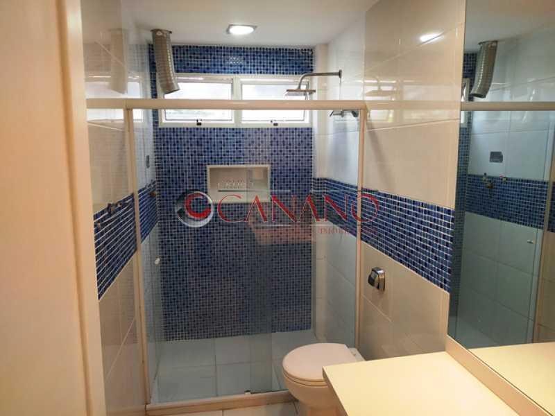 Banheiro 1 - 03. - Apartamento 3 quartos à venda Grajaú, Rio de Janeiro - R$ 359.000 - BJAP30101 - 7