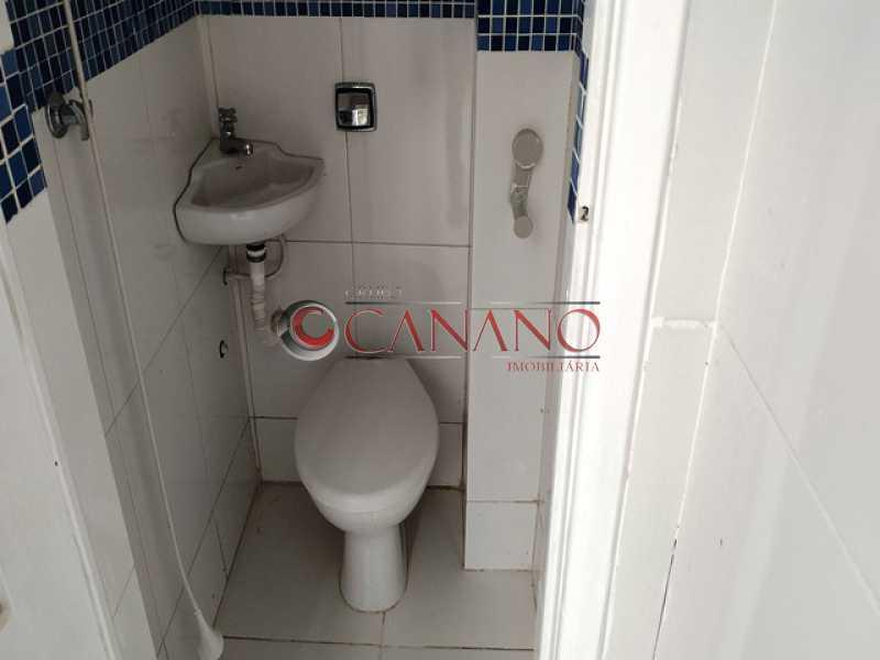 Banheiro 2 - 01. - Apartamento 3 quartos à venda Grajaú, Rio de Janeiro - R$ 359.000 - BJAP30101 - 6