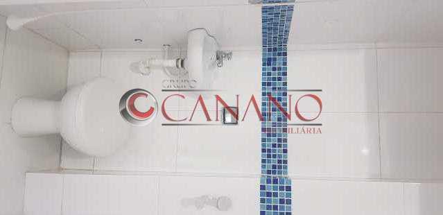 Banheiro 2 - 03 - Apartamento 3 quartos à venda Grajaú, Rio de Janeiro - R$ 359.000 - BJAP30101 - 12