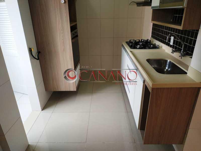 Cozinha 01. - Apartamento 3 quartos à venda Grajaú, Rio de Janeiro - R$ 359.000 - BJAP30101 - 15