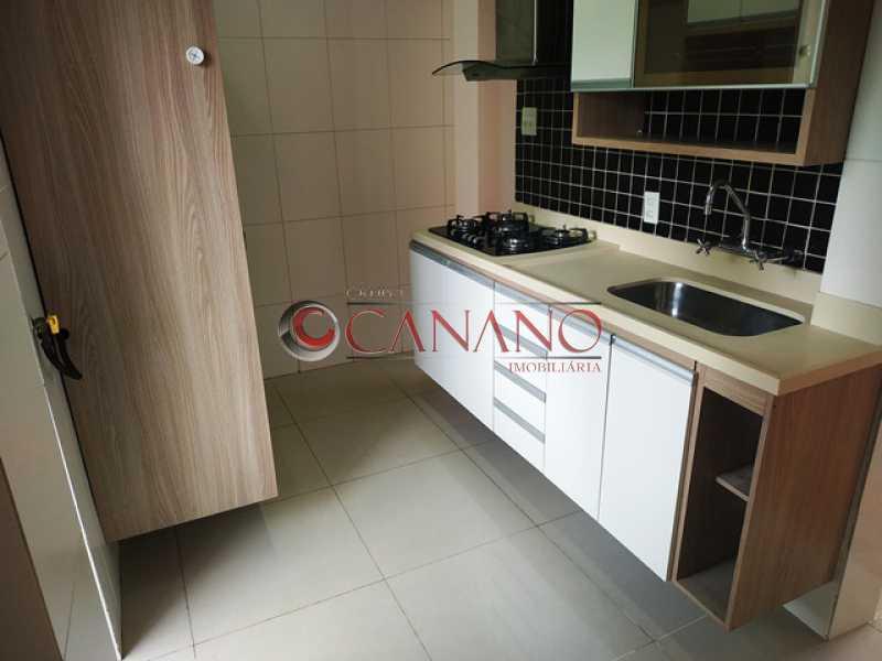 Cozinha 02. - Apartamento 3 quartos à venda Grajaú, Rio de Janeiro - R$ 359.000 - BJAP30101 - 16