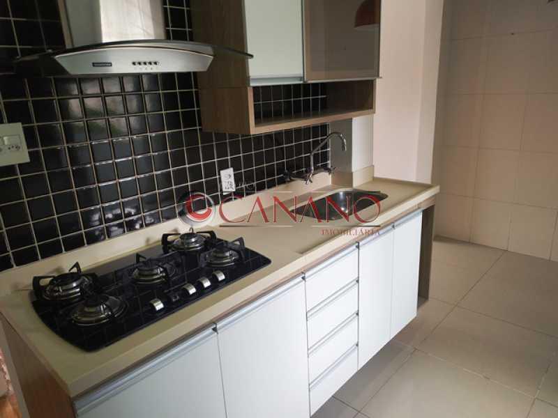 Cozinha 03. - Apartamento 3 quartos à venda Grajaú, Rio de Janeiro - R$ 359.000 - BJAP30101 - 17