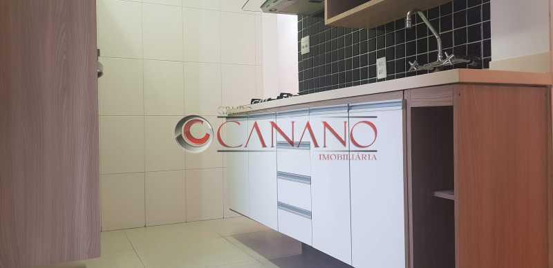 Cozinha 04 - Apartamento 3 quartos à venda Grajaú, Rio de Janeiro - R$ 359.000 - BJAP30101 - 18